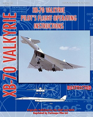 XB-70 Valkerie Pilot's Flight Operating Manual Cover Image