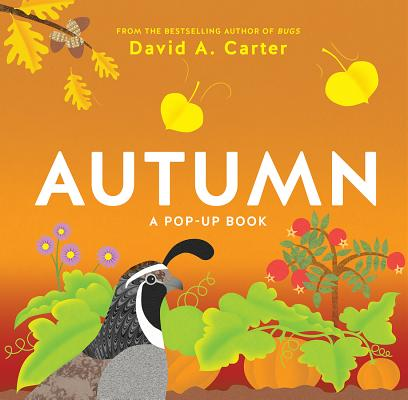 Autumn: A Pop-Up Book Cover Image