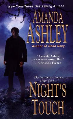 Cover for Night's Touch (Children of the Night #2)
