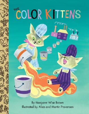 The Color Kittens Cover Image