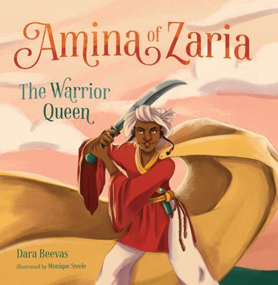 Amina of Zaria: The Warrior Queen Cover Image