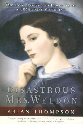 The Disastrous Mrs. Weldon Cover