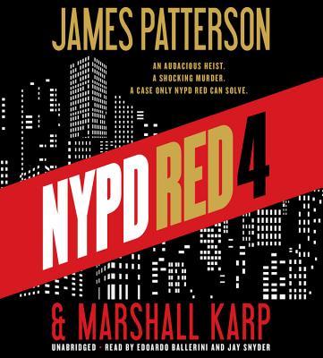 NYPD Red 4 Lib/E Cover Image