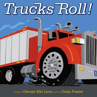 Trucks Roll! Cover