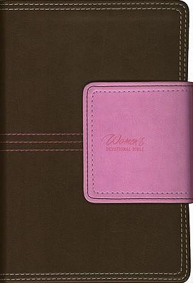 New Women's Devotional Bible-NIV Cover Image