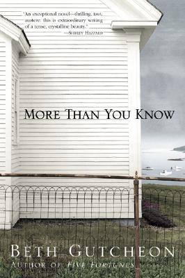 More Than You Know: A Novel Cover Image