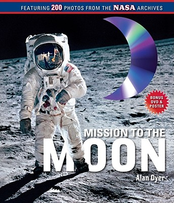 Mission to the Moon [With DVD] Cover