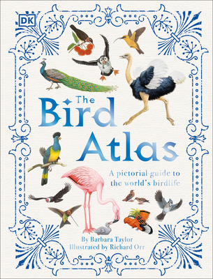 The Bird Atlas Cover Image