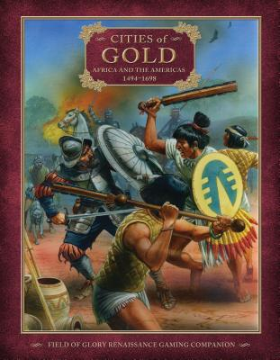 Cities of Gold Cover