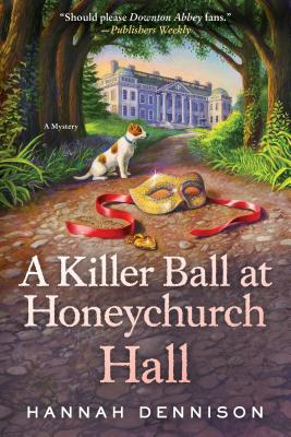 Cover for A Killer Ball at Honeychurch Hall