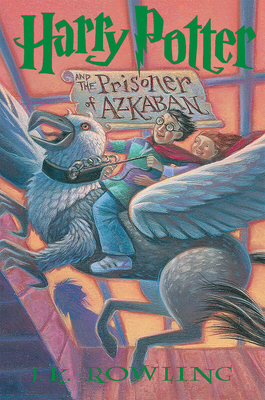 Harry Potter and the Prisoner of Azkaban Cover Image
