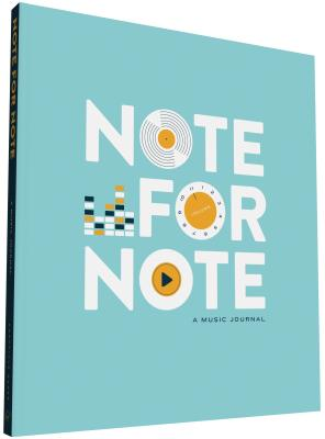 Note for Note: A Music Journal Cover Image