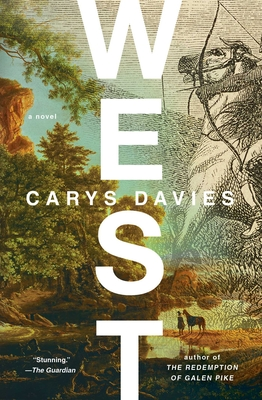 West: A Novel Cover Image