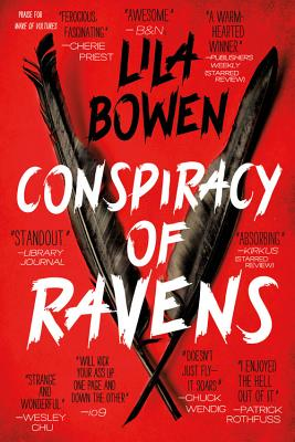 Conspiracy of Ravens (The Shadow #2) Cover Image