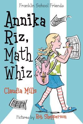 Annika Riz, Math Whiz (Franklin School Friends #2) Cover Image