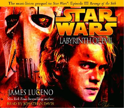 Labyrinth of Evil: Star Wars Cover Image