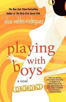 Cover for Playing with Boys