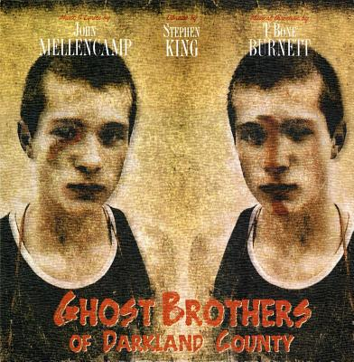 Ghost Brothers of Darkland County Cover