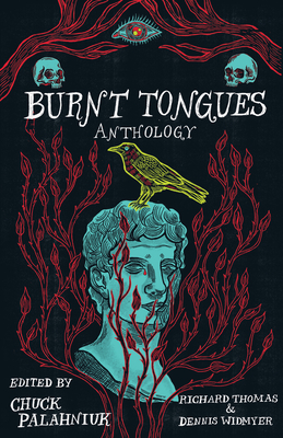 Burnt Tongues Anthology Cover Image