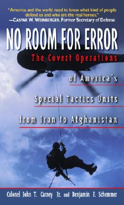 No Room for Error: The Story Behind the USAF Special Tactics Unit Cover Image