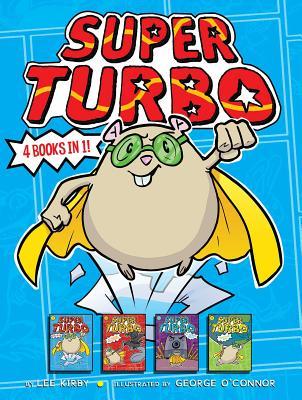 Cover for Super Turbo 4 Books in 1!
