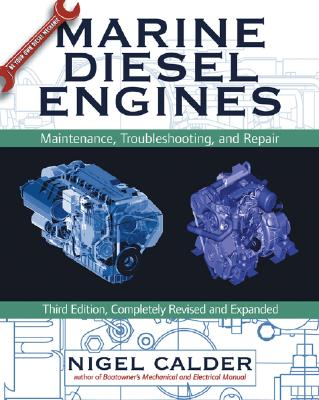 Marine Diesel Engines: Maintenance, Troubleshooting, and Repair Cover Image