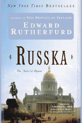 Russka: The Novel of Russia Cover Image