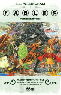 Fables Compendium Three Cover Image