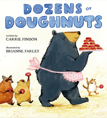Dozens of Doughnuts Cover Image
