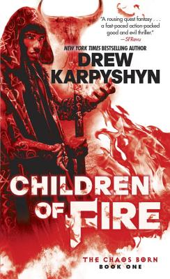 Children of Fire (The Chaos Born, Book One) Cover