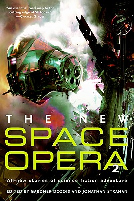 The New Space Opera 2 Cover