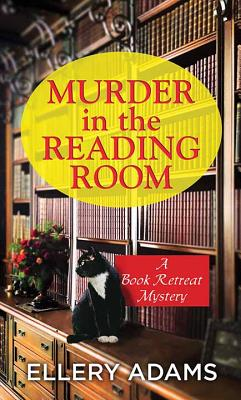 Murder in the Reading Room: A Book Retreat Mystery Cover Image
