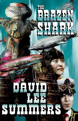 Cover for The Brazen Shark