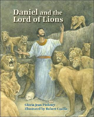 Daniel and the Lord of Lions Cover