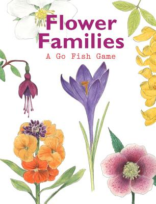 Flower Families: A Go Fish Game Cover Image
