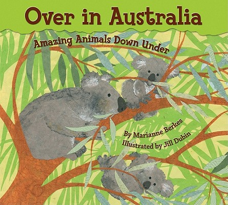 Over in Australia Cover