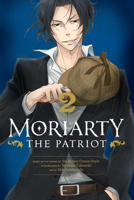 Moriarty the Patriot, Vol. 2 Cover Image