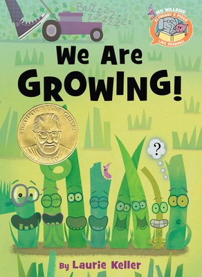 We Are Growing! (Elephant & Piggie Like Reading! #2) Cover Image