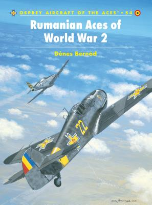 Rumanian Aces of World War 2 Cover