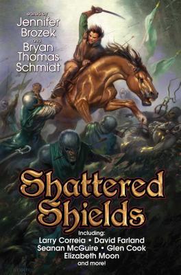 Shattered Shields (BAEN #1) Cover Image