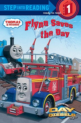 Flynn Saves the Day Cover