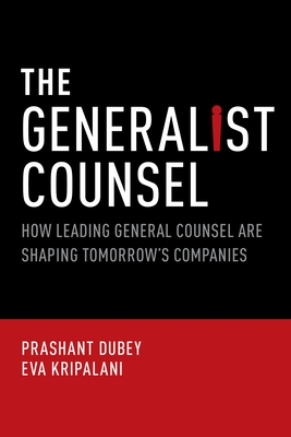 Generalist Counsel: How Leading General Counsel Are Shaping Tomorrow's Companies Cover Image