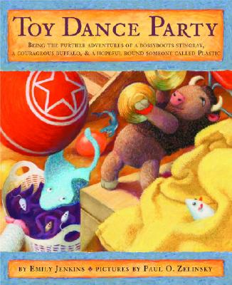 Toy Dance Party Cover
