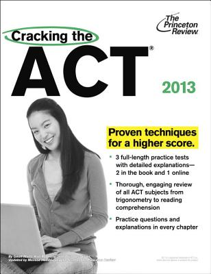 Cracking the ACT, 2013 Edition Cover Image