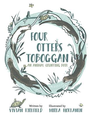 Cover for Four Otters Toboggan