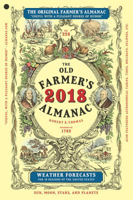 The Old Farmer's Almanac 2018 Cover Image