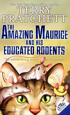 The Amazing Maurice and His Educated Rodents Cover