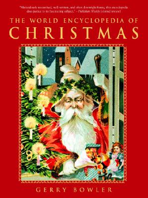 The World Encyclopedia of Christmas Cover Image