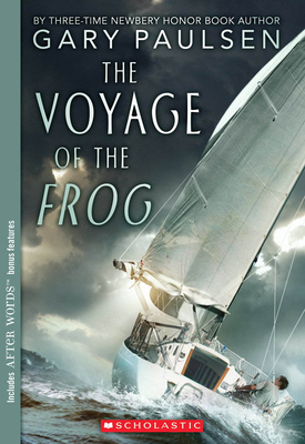 The Voyage of the Frog Cover