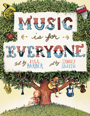 Music Is for Everyone Cover Image